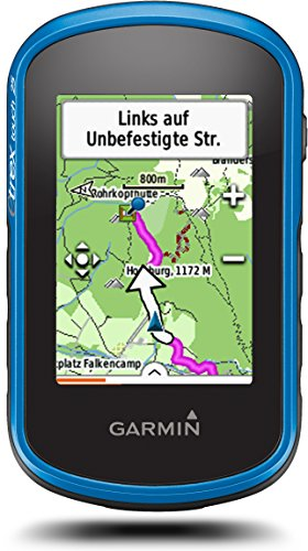 Garmin eTrex Touch 25 - Outdoor-Navigationsgerät, TopoActive Karte,...