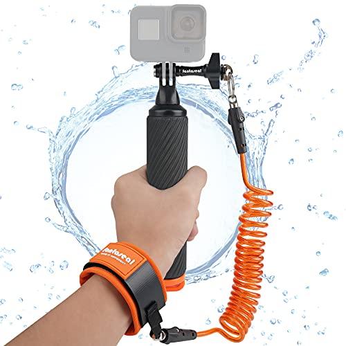 Action Kamera Handler rutschfest Floating Handgriff Halter Halterung...