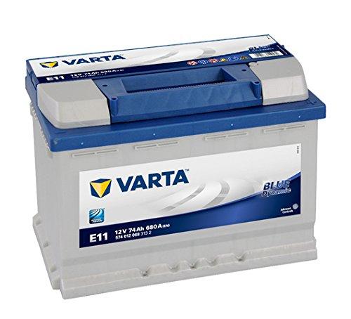 Varta E11 Blue Dynamic Autobatterie, 574 012 068 3132, 74Ah, 680A