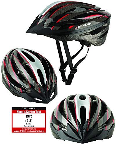 Fahrradhelm Dunlop HB13 für Damen, Herren, Kinder, EPS Innenschale,...