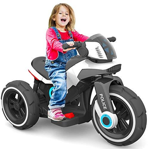Baby-pur Elektrisches Kinderfahrzeug Kinder Motorrad Trike...