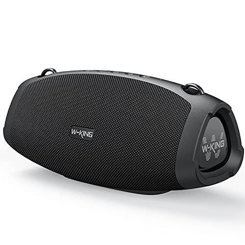 W-KING 70W Bluetooth-Lautsprecher mit Super-Bass, Schnellladung,...