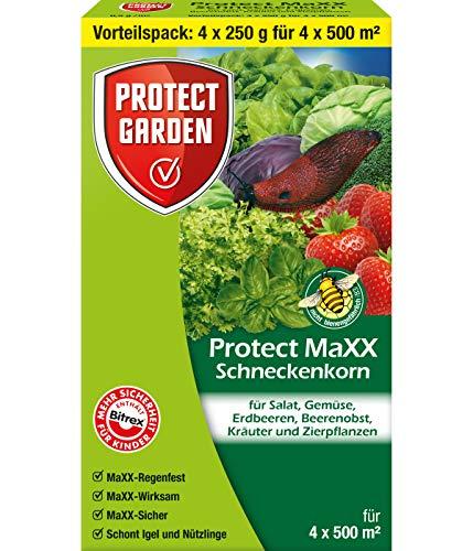 PROTECT GARDEN Protect MaXX Schneckenkorn, (ehem. Bayer Garten) 1 kg