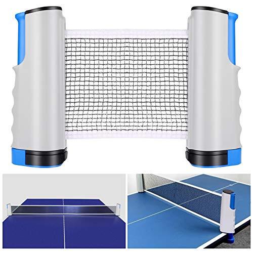 Tencoz Tischtennisnetze, Tischtennisnetz Tischtennis Netze Ausziehbar,...