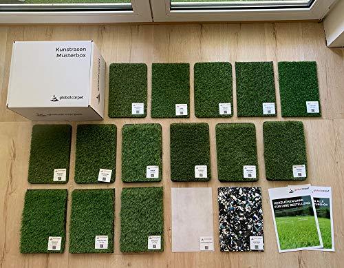 Steffensmeier Kunstrasen Teppich Michigan Musterbox | alle unsere...