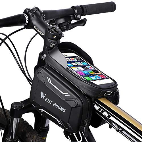 Fahrradtasche, Fahrrad Rahmentasche, Fahrrad Handytasche,...