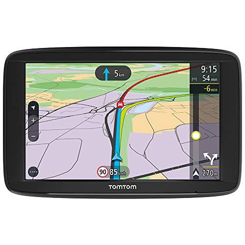 TomTom Navigationsgerät Via 62 (6 Zoll, Stauvermeidung dank TomTom...