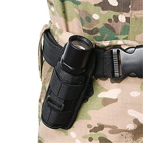 Breale 360 Grad drehbare Taschenlampe Clip Beutel Holster taktische...