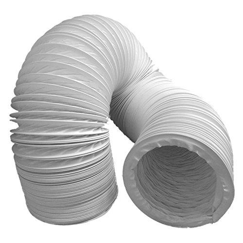 Abluftschlauch PVC flexibel Ø 100 / 102 mm, 4 m z.B. für...