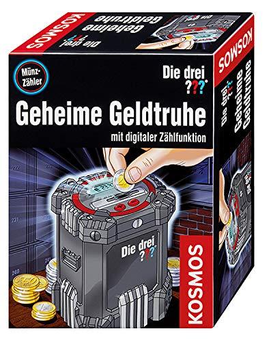 KOSMOS 630959 - Die drei ??? Geheime Geldtruhe, Mit digitaler...
