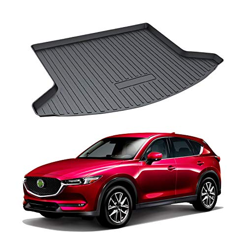 YEE PIN Kofferraummatte für Mazda CX-5 2 SUV KF 2017-2019,...