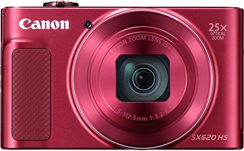 Canon PowerShot SX620 HS Digitalkamera (20,2 MP, 25-fach optischer...
