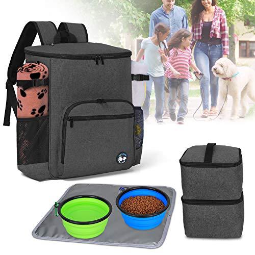 Teamoy Reisetasche für die Aufbewahrung von Hunde Artikel,...
