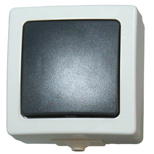 Kopp 565656001 Nautic Universalschalter (Aus-und Wechselschalter),...