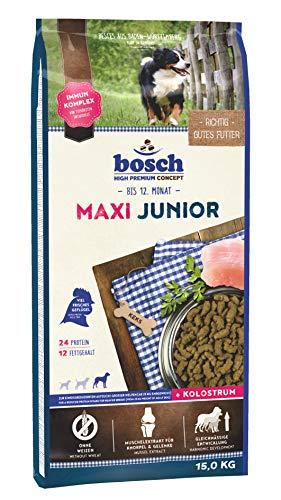 bosch HPC Maxi Junior   Hundetrockenfutter zur Aufzucht großer Rassen...