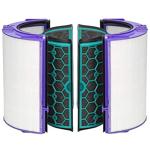 Ersatz Hepa Filter & Aktivkohlefilter für Dyson TP04 TP05 HP04 HP05...