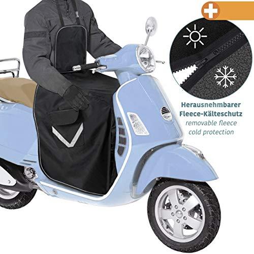 Rollerdecke Winter - Beinschutz Roller - Regenschutz Roller für alle...