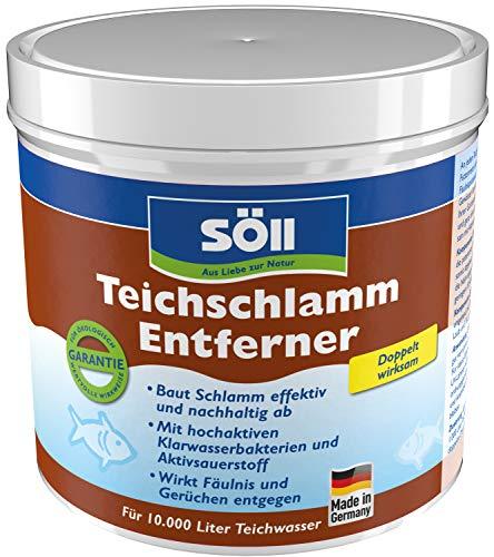 Söll 11604 TeichschlammEntferner doppelt wirksam gegen Teichschlamm...