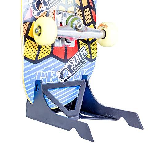 SKATERTRAINER Origami-Skateboard-Ständer und Präsentationsständer,...