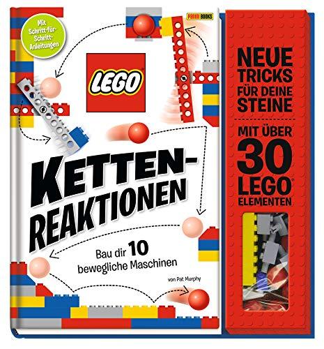 LEGO® Kettenreaktionen: Baue dir 10 bewegliche Maschinen: Neue Tricks...