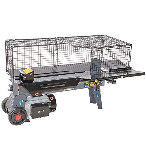STAHLMANN® Hydraulik-Holzspalter, 7 Tonnen Spaltkraft, stufenlos...