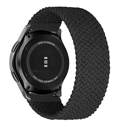 MroTech Kompatibel mit Samsung Gear S3 Frontier/Galaxy Watch3...