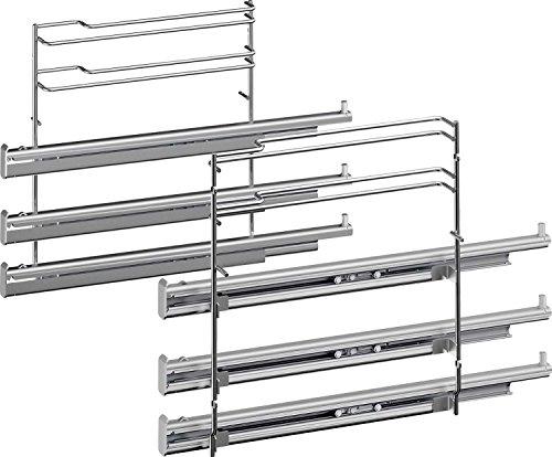 Bosch HEZ638300 Zubehör für Backöfen / 3-fach Teleskopvollauszug /...