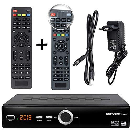 hd-line Echosat 20900 M Pro Digital Sat Receiver + intelligente...