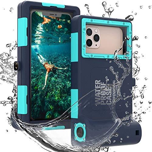 Unterwassergehäuse Hülle für Alle iPhone Samsung, professionelle...