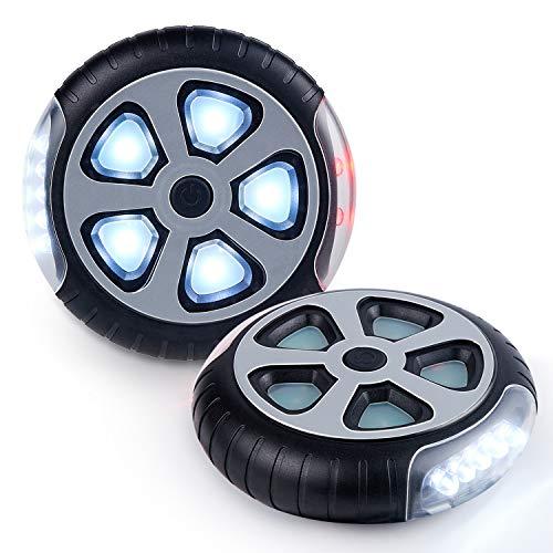 Aiworthy Kinderwagenlicht(2 Stück),Sehen und gesehen werden mit dem...