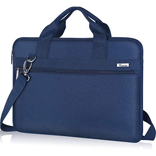 Voova 360°Schutz Laptoptasche 15 15.6 Zoll, Laptop Tasche Hülle mit...