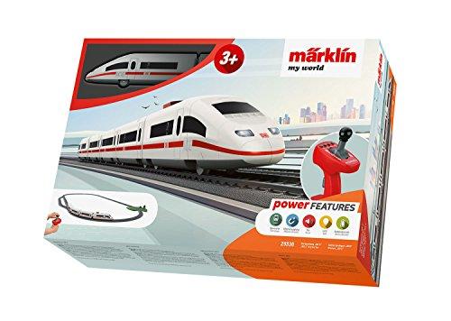 Märklin 29330 my world ‐ Startpackung Ice 3, Modelleisenbahn für...