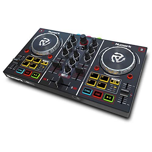 Numark Party Mix - der ursprüngliche 2-Kanal Plug und Play DJ...