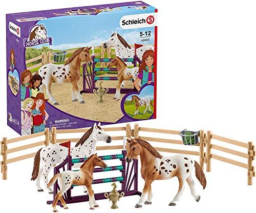 Schleich 42433 Horse Club Spielset - Horse Club Lisas...