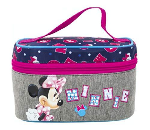 Disney Minnie Maus Mouse Kosmetikkoffer Kosmetiktasche mit...
