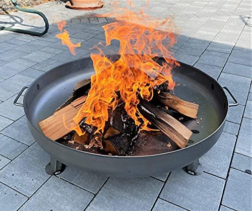 Czaja Stanzteile Feuerschale Bonn Ø 80 cm - mit Wasserablaufbohrung -...