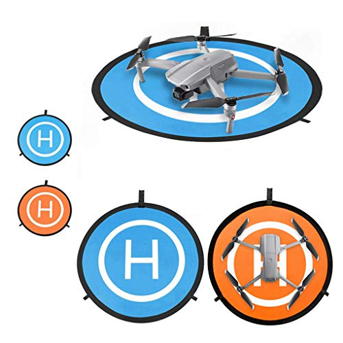 DJFEI Landing Pad für DJI Mavic Air 2/Air 2S Drone, Universal...