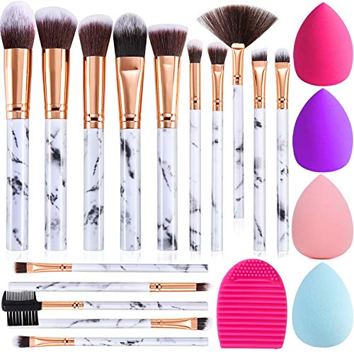 Make up Pinsel FILY DUAIU 15PCs Pinselset Makeup Schminkpinsel Set...