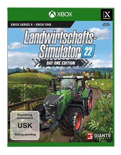 Landwirtschafts-Simulator 22: Day One Edition (exklusiv bei Amazon) -...