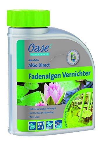 OASE 43139 AquaActiv AlGo Direct Fadenalgenvernichter 500 ml -...