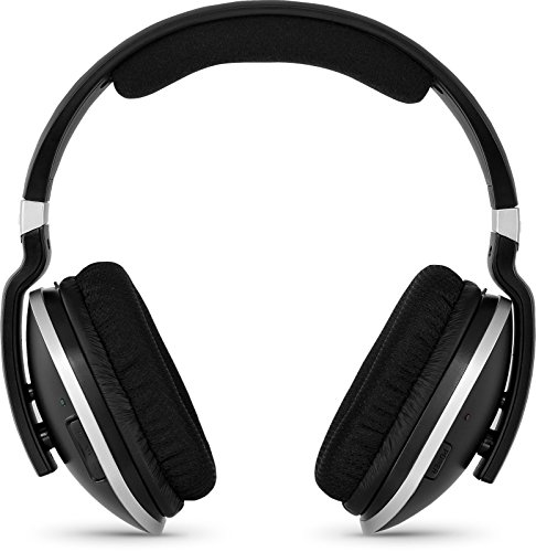 TechniSat STEREOMAN 2 - kabelloser 2,4GHz Funkkopfhörer (für...