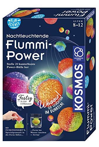 Kosmos 654108 Fun Science - Nachtleuchtende Flummi-Power, Stelle 20...