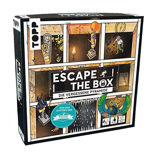 Escape The Box – Die vergessene Pyramide: Das ultimative...
