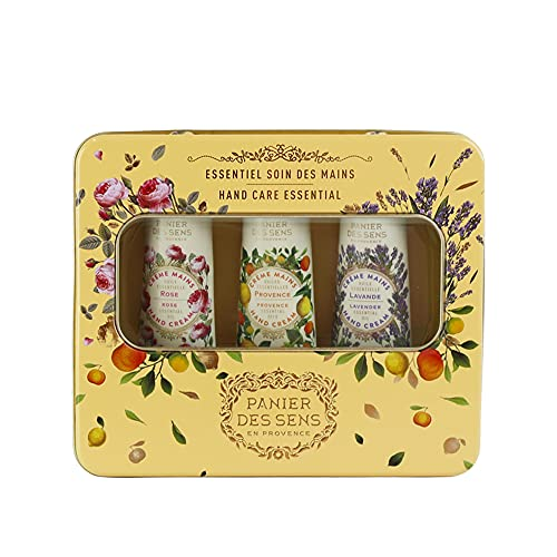 Panier des Sens Handpflege Box - Rose Provence & Lavendel