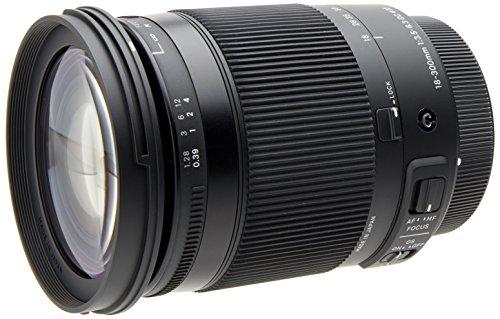 Sigma 18-300mm F3,5-6,3 DC Macro OS HSM Contemporary Objektiv (72mm...