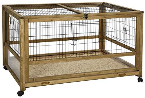Kerbl Maxi-Pet 81723 Kleintierkäfig Indoor Space 116 x 75 x 70 cm