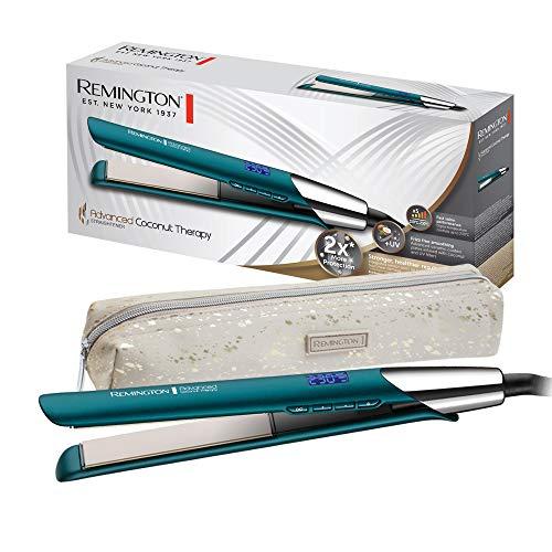 Remington Glätteisen Advanced Coconut Therapy (hochwertige...