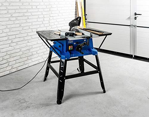 Scheppach Tischkreissäge 2000W HS250L SE Laser mit Untergestell &...