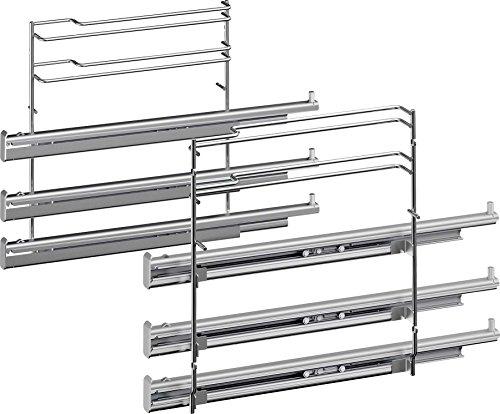 Bosch HEZ638D30 Zubehör für Backöfen / 3-fach Teleskopvollauszug /...