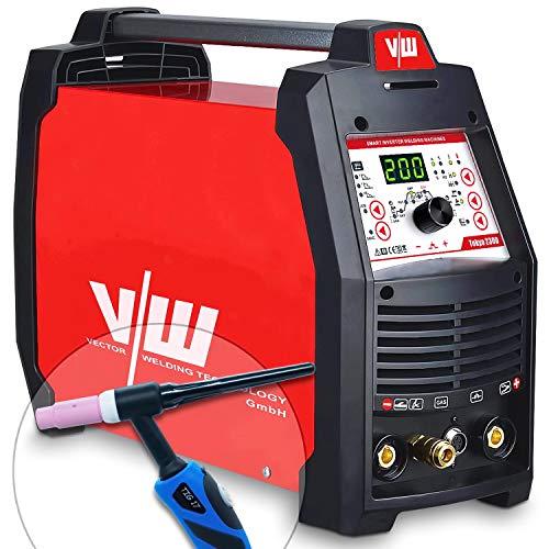 WIG Schweißgerät mit Elektrodenschweißfunktion 200 Ampere |...